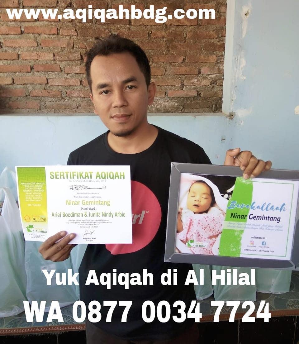 Layanan Aqiqah Bandung