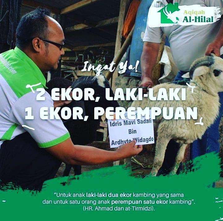 aqiqah Arcamanik Aqiqah Alhilal Bandung dan sekitarnya