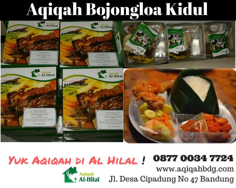 aqiqah bojongloa kidul