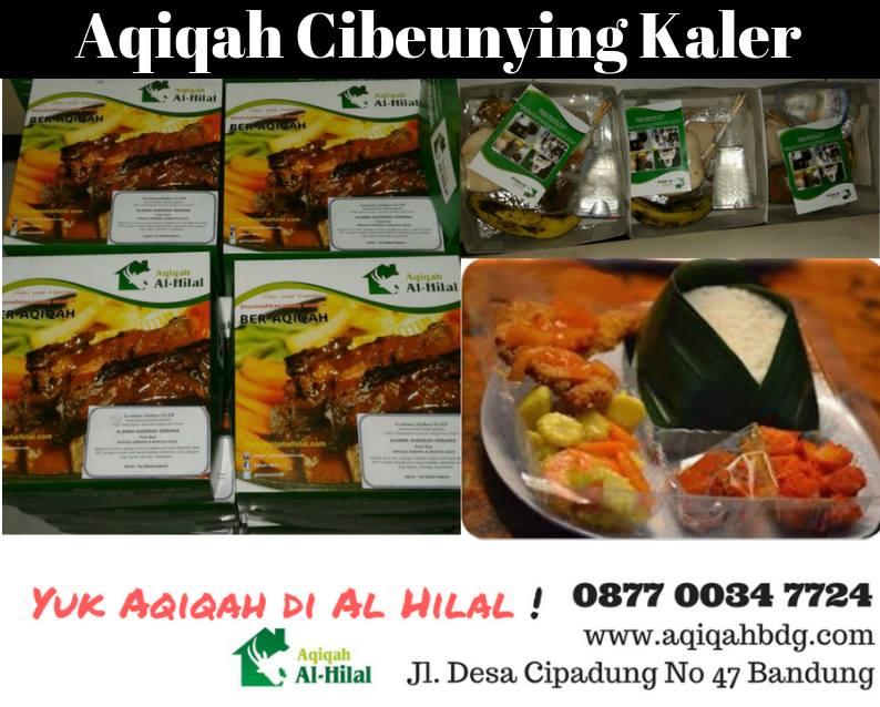 aqiqah cibeunying kaler