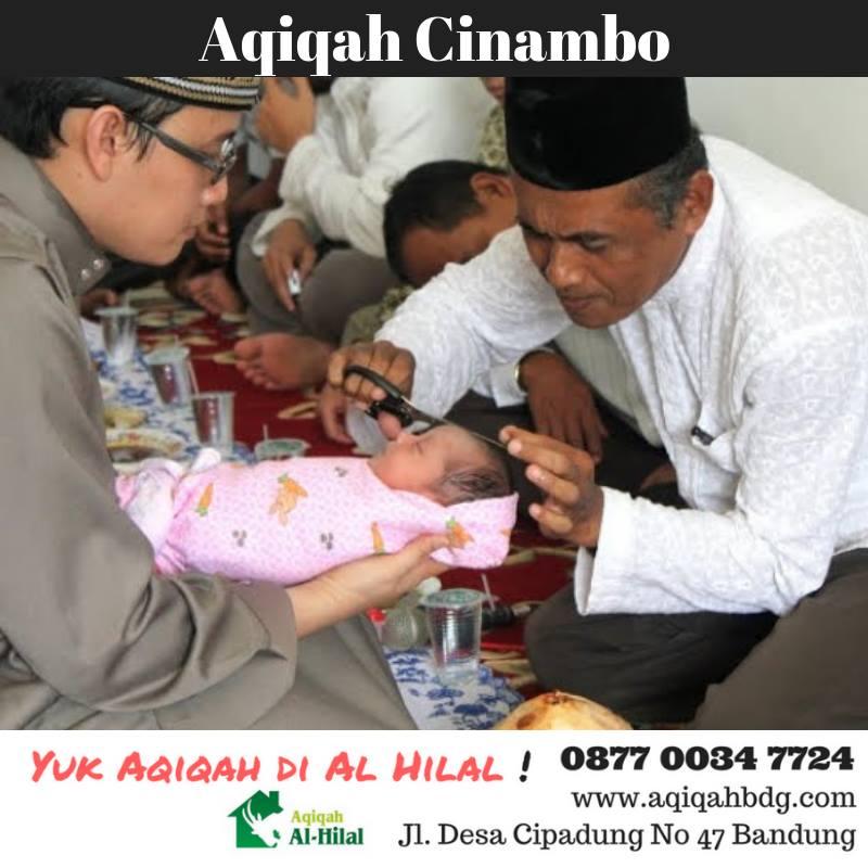 aqiqah cinambo