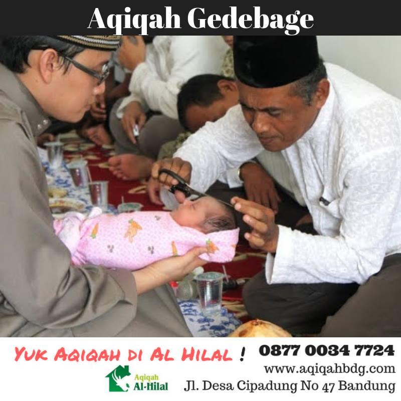 aqiqah gedebage