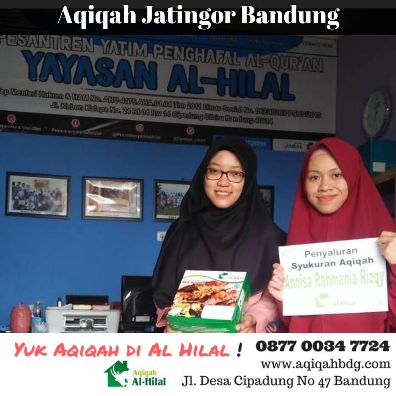 Aqiqah Jatinangor Bandung