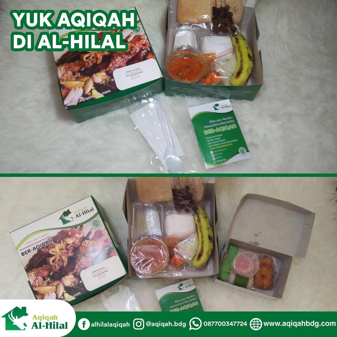 Aqiqah Bojongsoang Bandung AL-Hilal